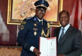 Côte d'Ivoire: le colonel Watto obtient un Master en sécurité et Défense