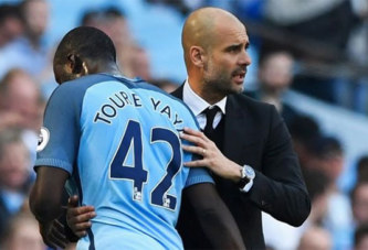 Yaya Touré quitte Manchester City