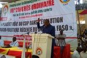 Zéphirin Diabré : « le CDP is back, je suis fier d'avoir servi le Burkina Faso aux côtés de Blaise Compaoré»