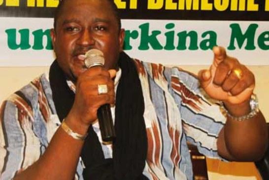 Meeting de protestation du 23 juin à Ouagadougou:  L'ADP confirme