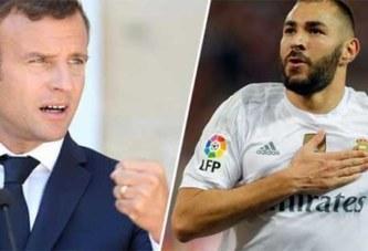 Mondial 2018: La réaction d'Emmanuel Macron sur la non sélection de Benzema