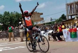 Championnat de Cyclisme: Souleymane KONE, le nouveau champion