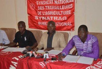 Secteur agricole: «Un détournement massif de 105 tonnes d'engrais et 31 tonnes de semences»