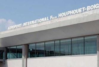 Aéroport Félix Houphouet Boigny d'Abidjan: Les cartes d'identité plus autorisées pour les voyageurs