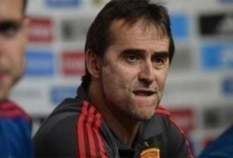 Le sélectionneur espagnol viré avant le début du Mondial, il est remplacé par Fernando Hierro nommé
