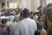 Bras de fer Gouvernement-Syndicats des finances: Le sit-in reconduit la semaine prochaine, des grèves annoncées