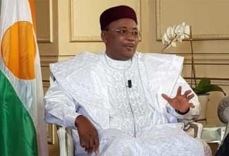 Niger/Mahamadou Issoufou: «Je ne briguerai pas un troisième mandat»