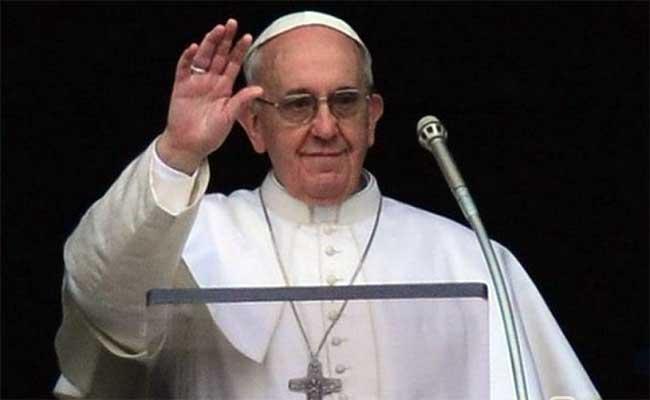 Afrique : Le Pape François demande à l'Europe de cesser d'exploiter le continent et prône le partage