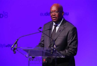 12è Journées européennes du développement:Le président Kaboré pour une révision de la loi sur le «quota genre»