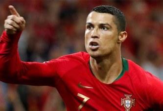 Mondial 2018: Voici le nouvel objectif de Cristiano Ronaldo