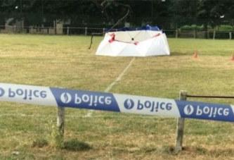 Belgique : Un homme se fait exploser sur un terrain de football