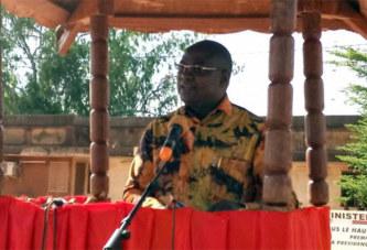 Ministre Eric Bougouma : « Diabré est devenu le chef de file de la plaisanterie »