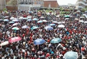 Côte d'Ivoire: Marche annoncée sur la présidence, le gouvernement recule et fait libérer les étudiants