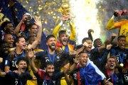 Foot: La France est championne du monde 2018!
