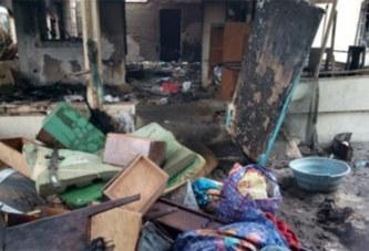 Côte d'Ivoire/ Neuf morts dans l'incendie d'un domicile à Grand-Bassam