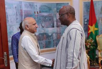 Burkina Faso: L'Inde annonce la réouverture de son ambassade et la construction d'un Palais des Congrès à Ouagadougou