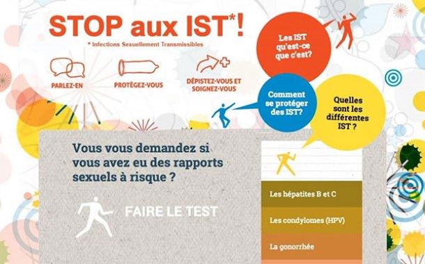 Le nombre des MST multiplié par 3 en France