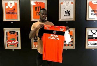 Sport: le Burkinabè Abdoul Sakirou Bila signe à Lorient (Ligue 2)