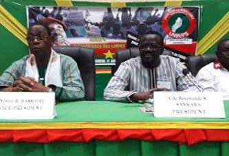 UNIR/PS: «Nous n'avons pas fait une alliance avec les partis de la majorité présidentielle parce qu'il y a de la soupe à boire» ( Bénéwendé Sankara, président du parti)