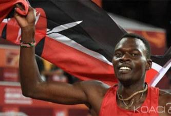 Kenya: Nicholas Bett, champion du monde du 400 m haie meurt dans un accident de la route