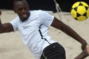 Officiel: L'ancien sprinteur Usain Bolt rejoint un club de foot en Australie