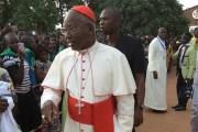 Burkina : Le cardinal Philippe Ouédraogo invite la jeunesse à la consolidation de la paix