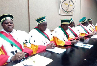 Code électoral : Le conseil constitutionnel saisi