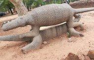 Les crocodiles «Peace and Love» du Burkina Faso
