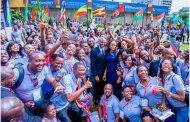 4èmeForum annuel de l'entrepreneuriat de la Fondation Tony Elumelu:5 000 entrepreneurs seront accueillis à Lagos pour le plus grand rassemblement d'entrepreneurs en Afrique