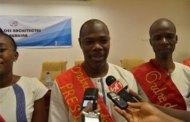Fabien Ouédraogo, président de l'ordre des architectes du Burkina :