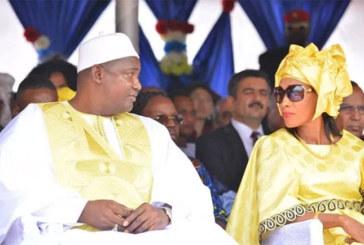 Gambie : La première Dame impliquée dans une affaire de transfert de fonds