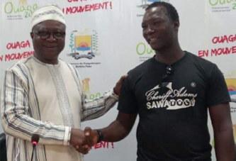 Commune de Ouagadougou: le désormais «Gassama national» sera décoré