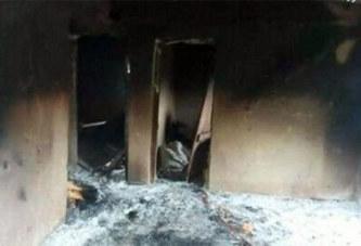 Côte d'Ivoire: Un village pillé et incendié à Katiola suite à la disparation d'un chauffeur