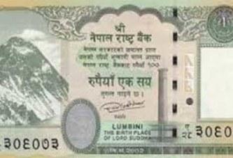 Népal: Écrire sur des billets de banque est désormais un crime