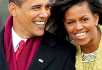Le tendre et touchant message de Michelle Obama pour le 57e anniversaire de Barack Obama !