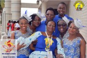 Festi-louange 2018 : Le Renouveau Charismatique fait craquer le Palais de la culture d'Abidjan