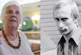 Vladimir Poutine: Son ancienne institutrice se confie sur son caractère durant son enfance