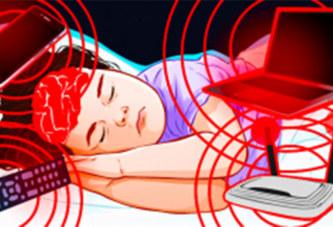 Gardez le téléphone portable loin de votre lit, il peut causer des problèmes irréversibles