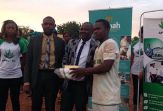 Coupe de l'Unité de Ouahigouya: Singa FC grand vainqueur de la 14ème édition