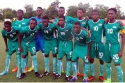 Eliminatoires CANU17 : victoire du Burkina Faso sur le Nigeria