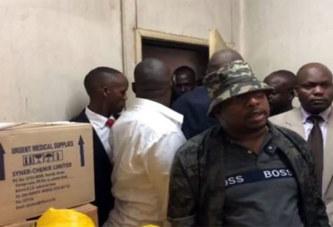 Kenya: un gouverneur découvre 12 cadavres de nourrissons cachés dans des cartons