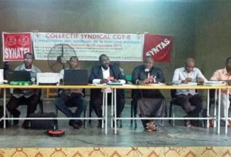 Burkina: la CGT-B et la CSFP «condamnent la politique néo-coloniale et pro-impérialiste du pouvoir MPP»
