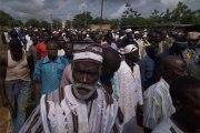 Dédougou : Des populations marchent pour prévenir des risques d'affrontement