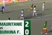 Eliminatoire CAN 2019: Les Etalons du Burkina offrent la victoire aux Mourabitounes de la Mauritanie
