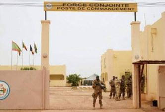 La force du G5 Sahel déménage son QG de Sévaré à Bamako