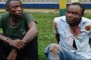 Nigeria : Ils volent un cadavre et posent une condition pour le restituer (photo)