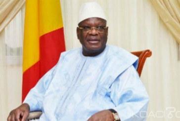 Mali: Faisant fi de la contestation, IBK prête serment pour un deuxième mandat de cinq ans