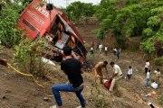 Inde : 43 morts dans un accident de circulation