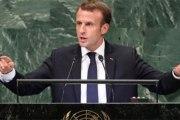A l'ONU, Emmanuel Macron se dresse contre la loi du plus fort