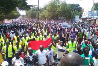 Grande mobilisation de l'opposition politique au Burkina: Le régime Kaboré affronte sa première contestation d'envergure